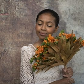 """עיצוב פרחים לט""""ו בשבט - צמיחה אישית פנימית"""