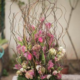 אורית הרץ - סידור פרחים