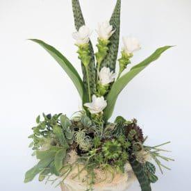 עיצוב פרחים לאירועים - אורית הרץ - מעצבת אירועים
