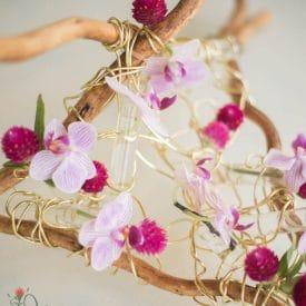 שזירת פרחים - עיצוב פרחים מיוחד