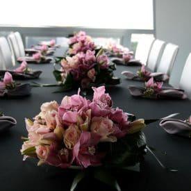 עיצוב אירועים - סטיילינג פרחים