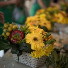 קורס שזירת פרחים מתקדמים