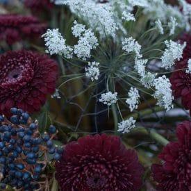 עיצוב אירועים- שזירת פרחים