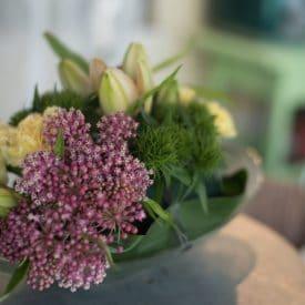 שזירת פרחים - מבחר פרחים לרשימת ספקים