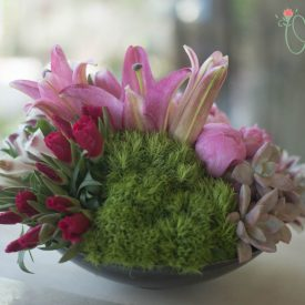 Floral design - centerpiece