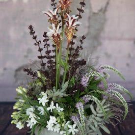 עיצוב פרחים - סידור פרחים