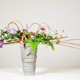 אורית הרץ - שזירת פרחים - עיצוב פרחים