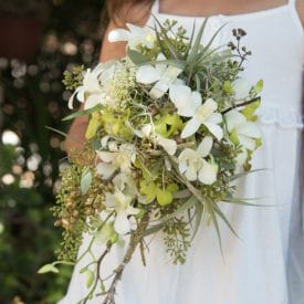 orit hertz - bridal bouquet
