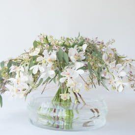 floral arrangement by Orit Hertz