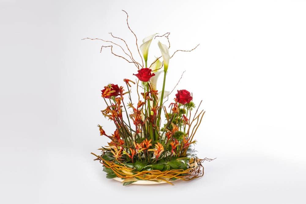 Orit Hertz Floral Design School - Hani Aga Final Project