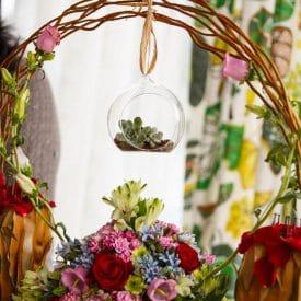 orit hertz - floral design school - vered eliyahu final project advanced class
