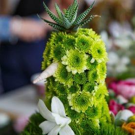 פרויקט סיום קורס שזירת פרחים מתקדמים - הדר יפה