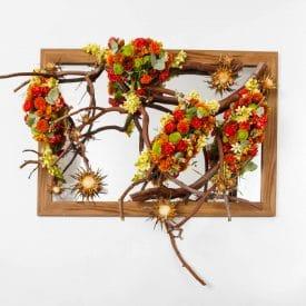 קורס שזירת פרחים מתקדמים - פרויקט סיום מאיה לביא