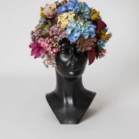 קורס שזירת פרחים מתקדמים - פרויקט הסיום של פנינית נבון