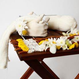 פרויקט סיום קורס שזירת פרחים מתקדמים - רחל עומייסי