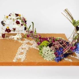 פרויקט סיום קורס שזירת פרחים מתקדמים - לימור פרץ