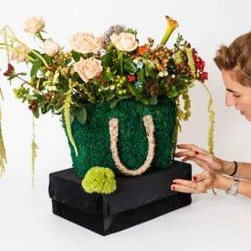 פרויקט שזירת פרחים של אסתי קליין