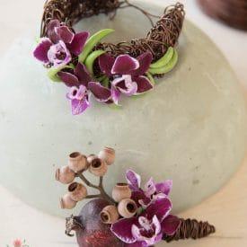 תכשיטי פרחים