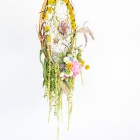 פרויקט סיום קורס שזירת פרחים מתקדמים סתיו מזרחי