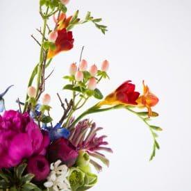 פרויקט סיום קורס שזירת פרחים מתקדמים - טלי כהן אדירים