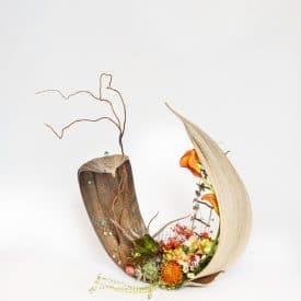 קורס שזירת פרחים מתקדמים - פרויקט הסיום של יעל ארואסטי