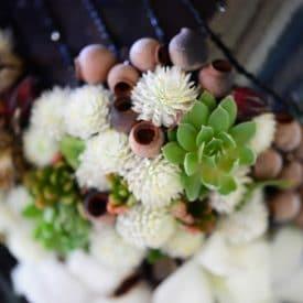 קורס שזירת פרחים מתקדמים - פרויקט סיום הילה טאוב