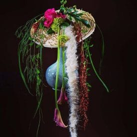 orit hertz - floral design school - Gregor Lersch seminar at Israel