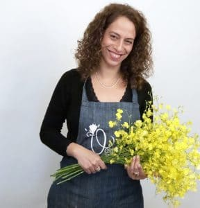 orit hertz floral designer - profile picture