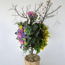 dorit Edri - final project - orit hertz floral design school