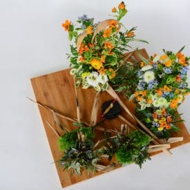orit hertz - floral design school - orit masiach floral design project