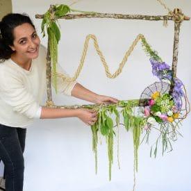 Sigal final floral design project - orit hertz floral design school