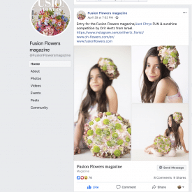 orit hertz - floral design - Fusion Flower Magazine