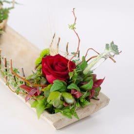 פרויקט סיום קורס שזירת פרחים מתקדמים - שולמית פולרד