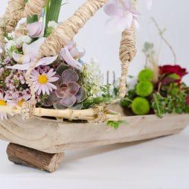 פרויקט סיום קורס שזירת פרחים שולמית פולארד