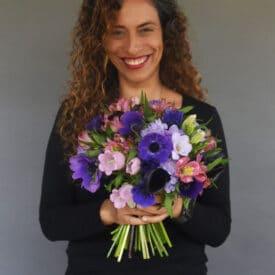 orit hertz - floral design class - beginners (1)