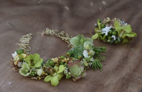 Bridal bouquet & Accessories workshops