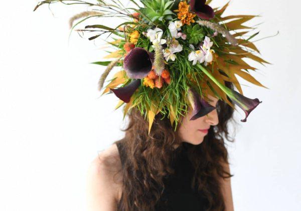 פרויקט סיום קורס שזירת פרחים מתקדמים –  יפעת נבון