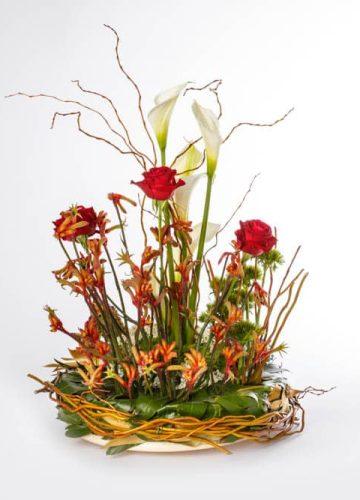 Hani Aga – Final Floral Design Project