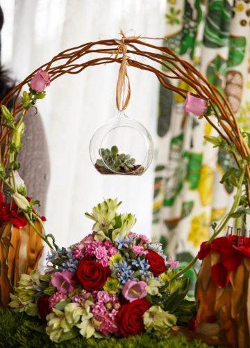 Vered Eliyahu – Floral Design Final Project