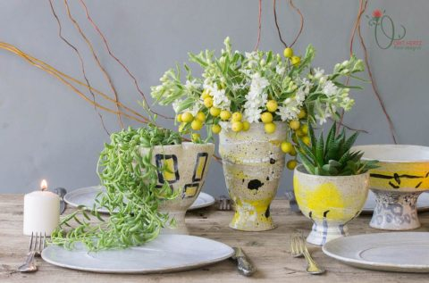 Table Design, styling and flowers