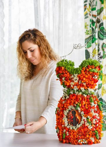 Final Floral Design Project – Shirly Dagan Levy